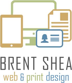 Brent Shea Retina Logo