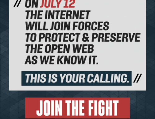 Net Neutrality – Protect the Web
